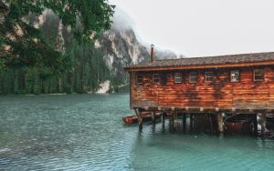 ONE STEP FROM THE SKY (Braies)